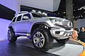 World Premiere Mercedes-Benz Ener G Force in LA Auto Show 2012